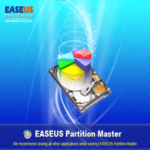 EASEUS Partition Master 13.8